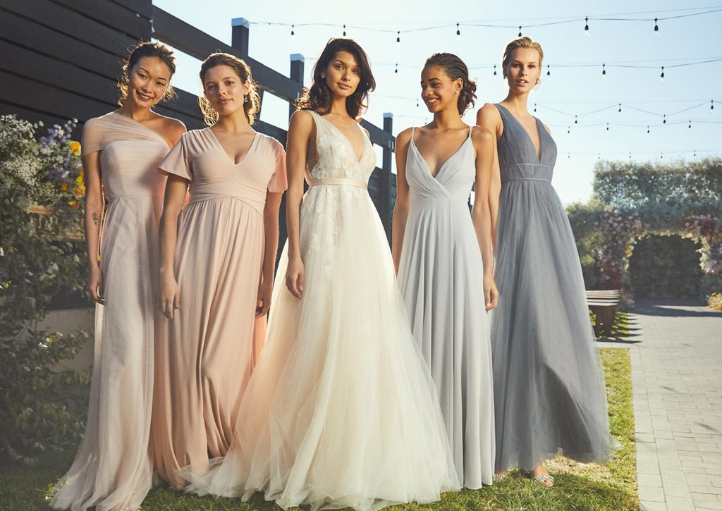 Bridesmaids Boho Beauties
